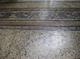 Moisac floors in the Block Arcade