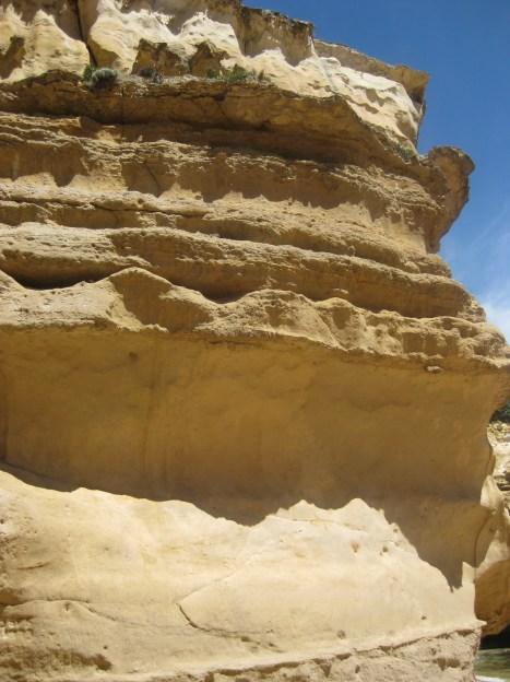 More limestone