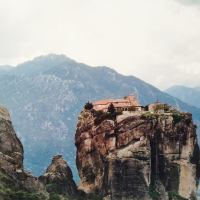 Monks Kissing the Sky - Visiting the Monasteries of Meteora