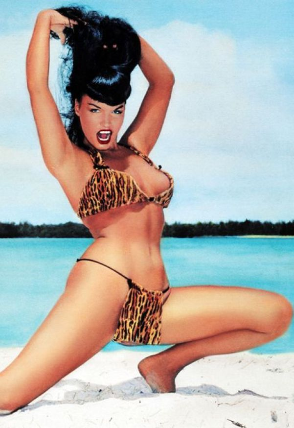 Bettie Page 109