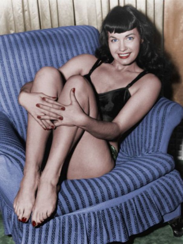 Bettie Page 118