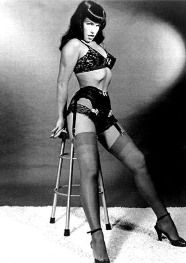 Bettie Page 7