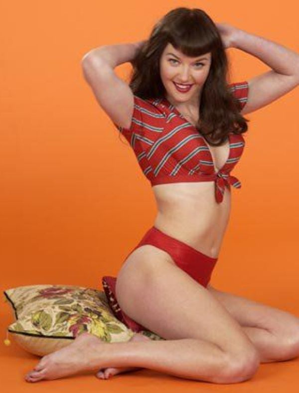 Bettie Page 97