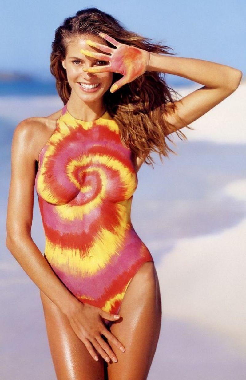 Body Paint Bikinis 25