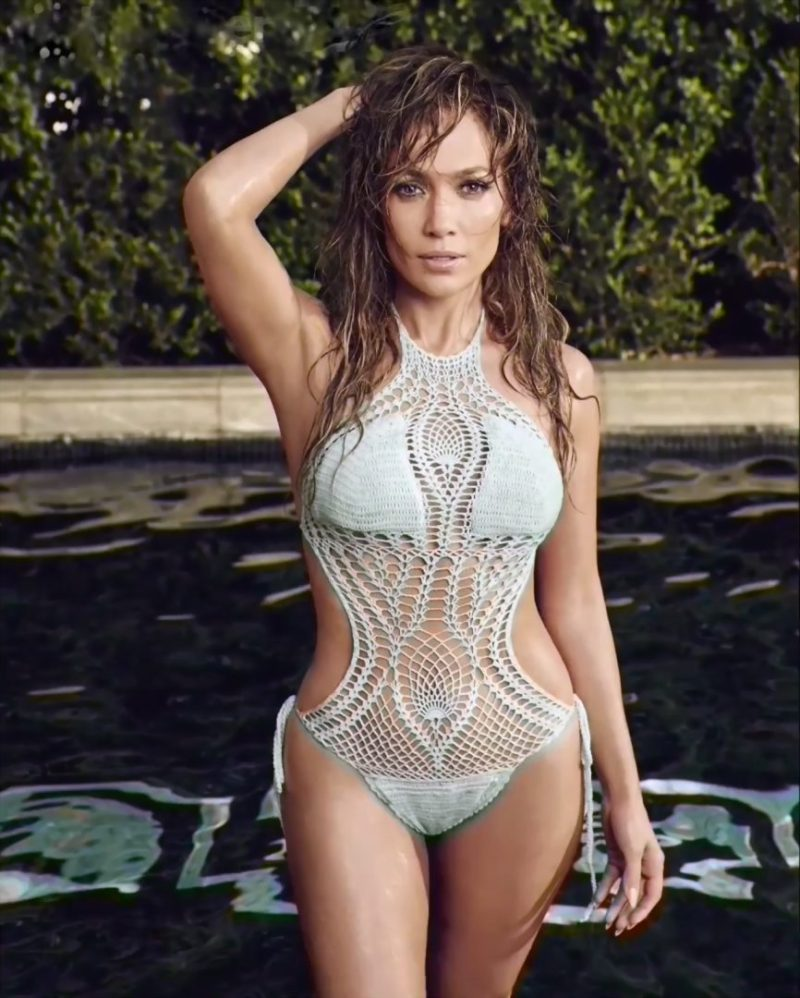 JENNIFER LOPEZ top body 34