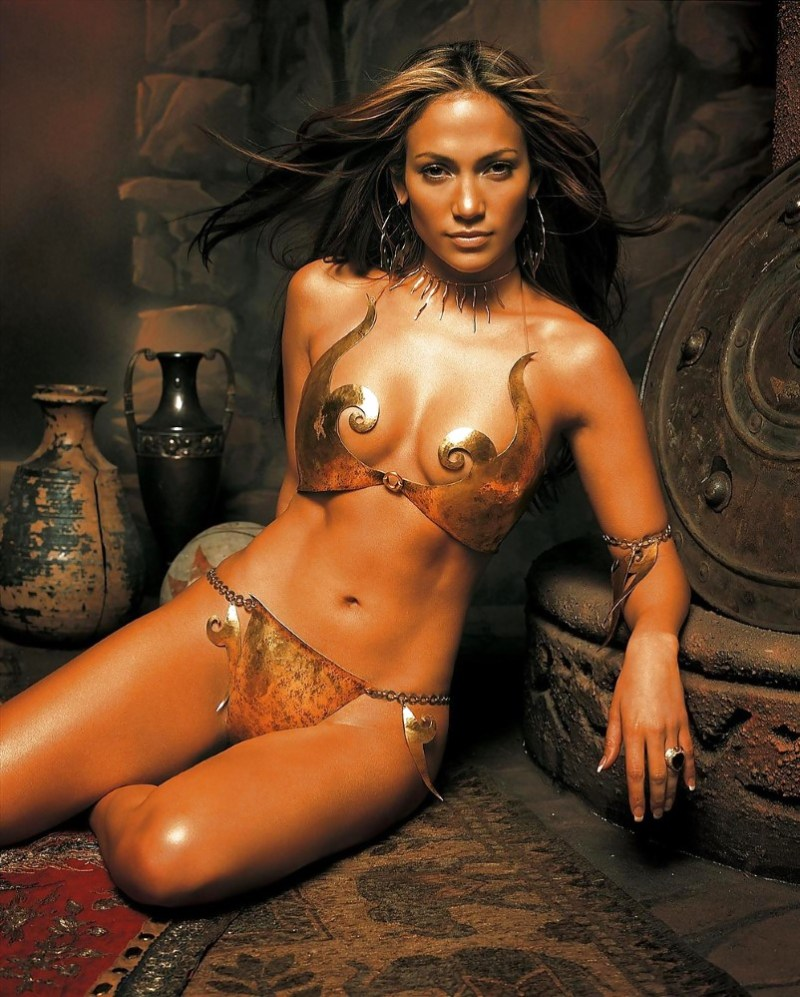 JENNIFER LOPEZ top body 40