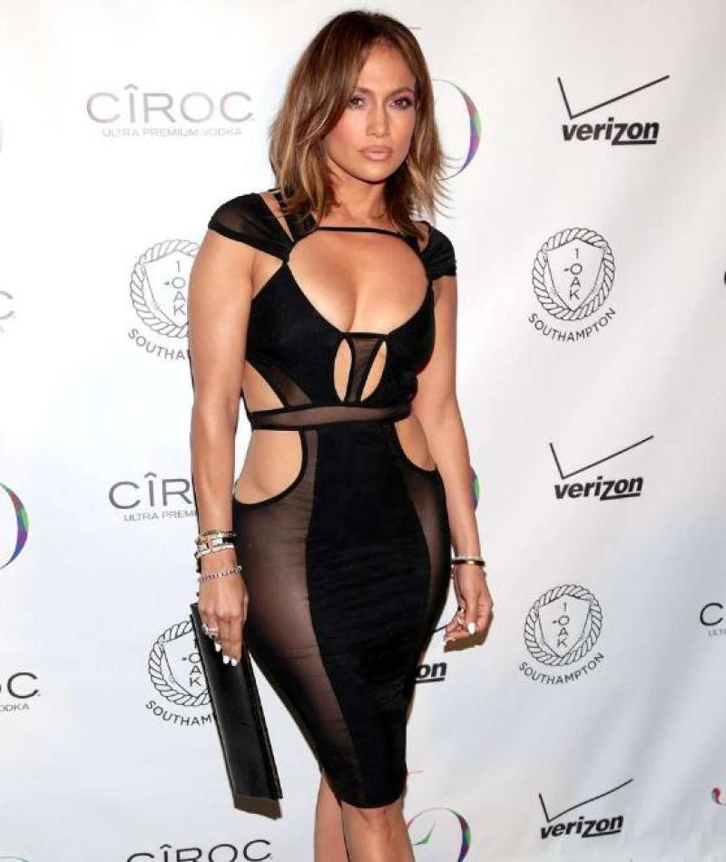 JENNIFER LOPEZ top body 59