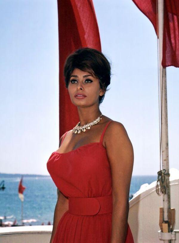 Sexy Sophia Loren 69