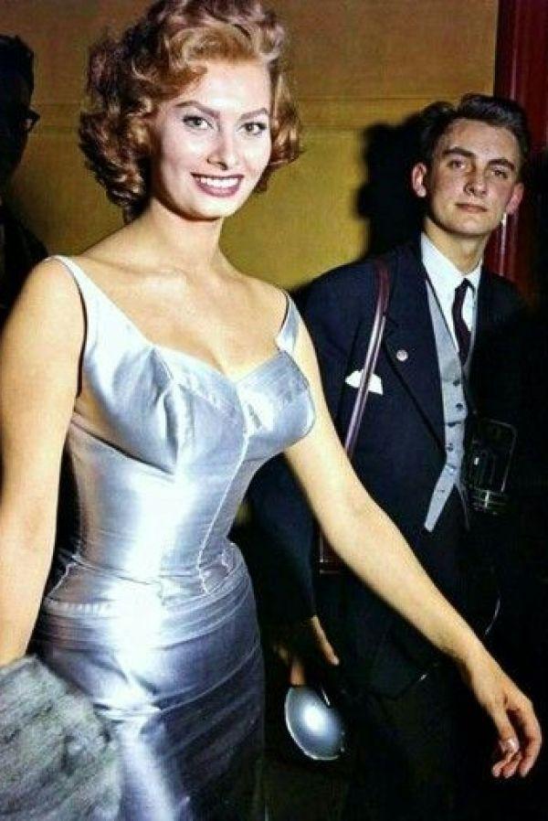 Sexy Sophia Loren 84