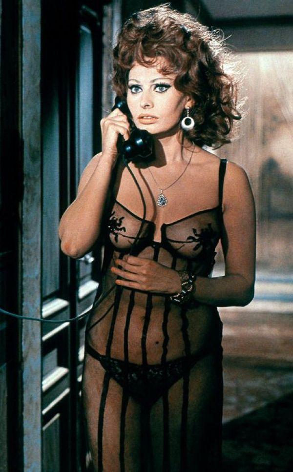 Sexy Sophia Loren 94