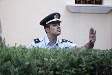 τοπικού αστυνόμου