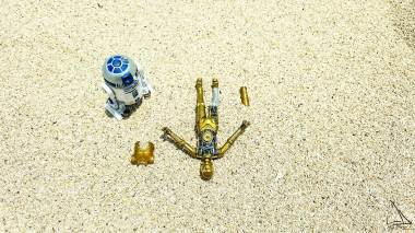 Who Says Droids Can't Have Fun