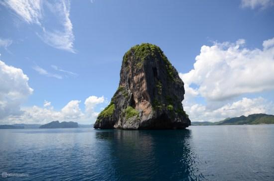 Одинокий мини-остров