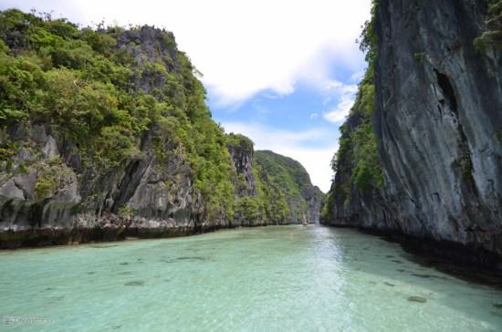 Big Lagoon. Philippines