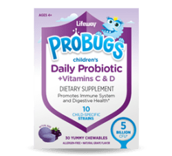 Grape ProBugs Chewable Supplements