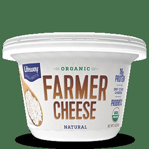 Natural Organic Farmer Cheese Cup
