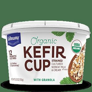 Granola Organic Kefir Cup
