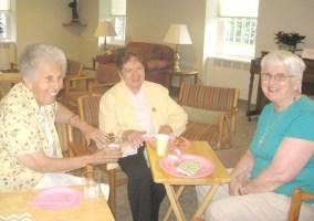 LifeWay Network Volunteer Appreciation Luncheon