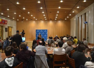 Yale Lecture at St. Thomas More Center