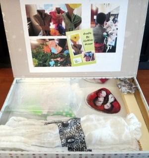 Handicrafts by Trafficking Survivors at LifeWay Network