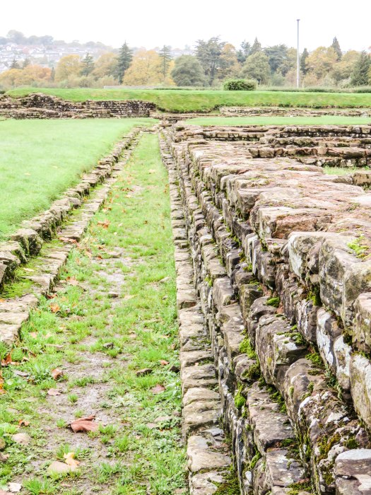 caerleon roman barracks wales