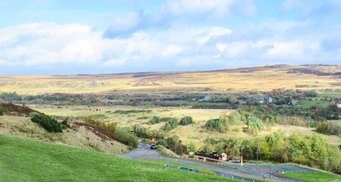 brecon beadons wales big pit mining museum