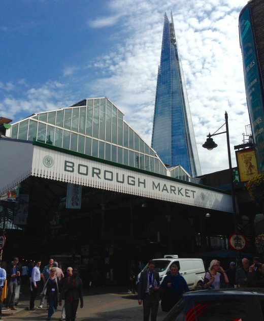 borough market london image