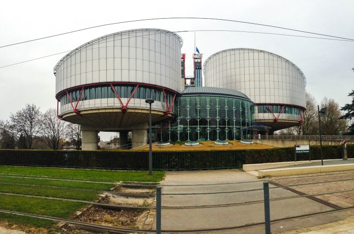 european court of human rights strasbourg