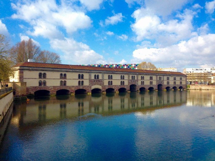 strasbourg covered bridge
