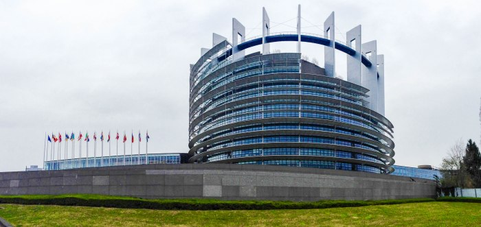 european union parliament strasbourg
