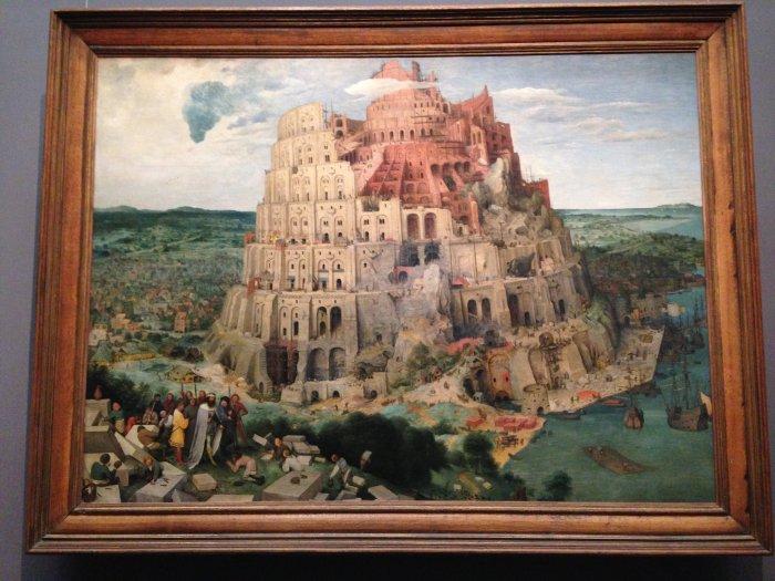 tower of babel vienna