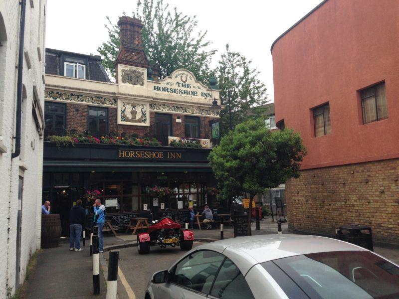 horseshoe inn london london bridge