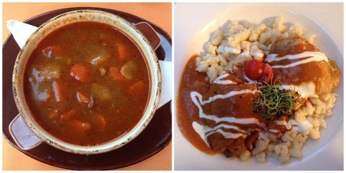 budapest hungary food image