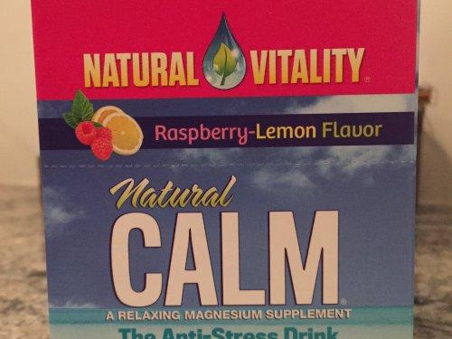 calm water anxiety help