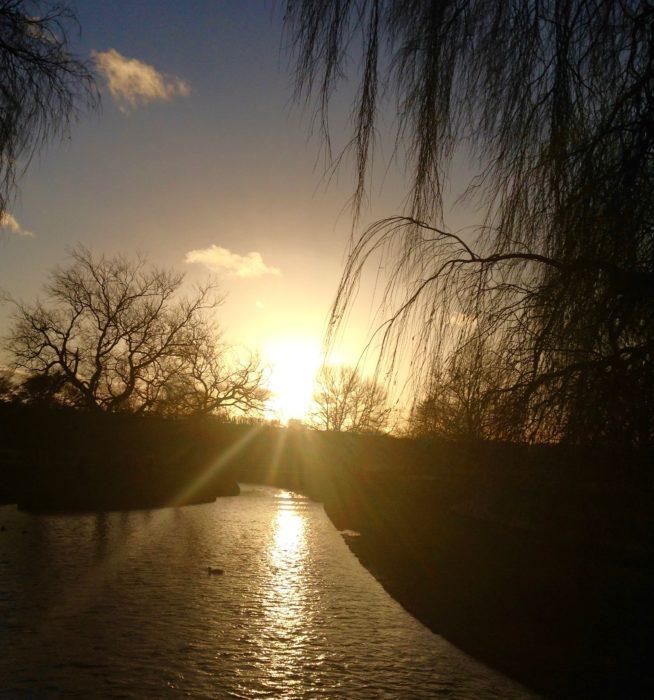 salisbury-at-sunset