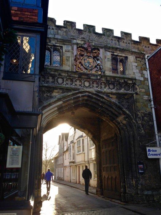salisbury medieval gate