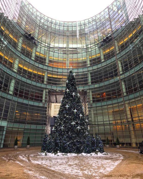 bloomberg christmas tree