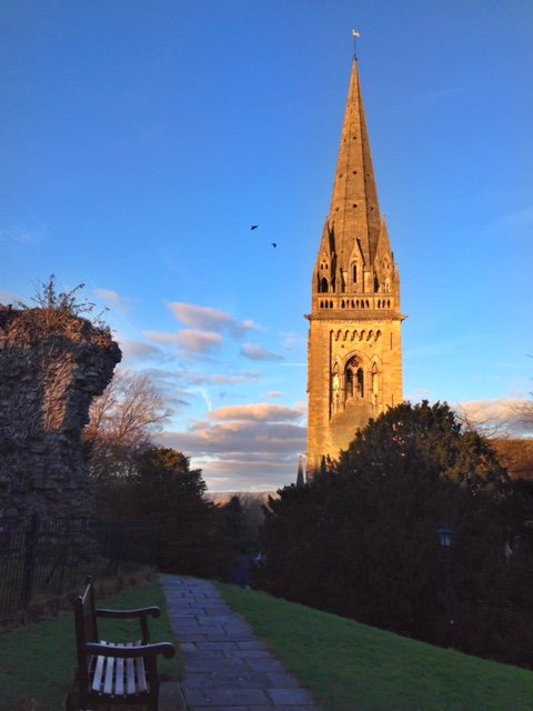 llandaff cathedral wales