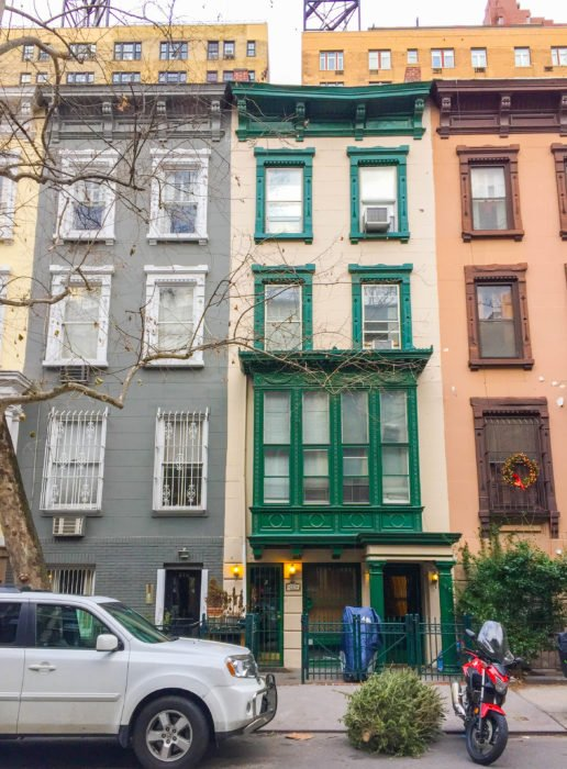 upper west side cute houses