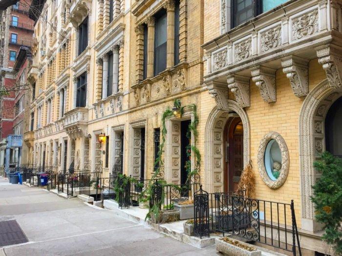 upper west side street
