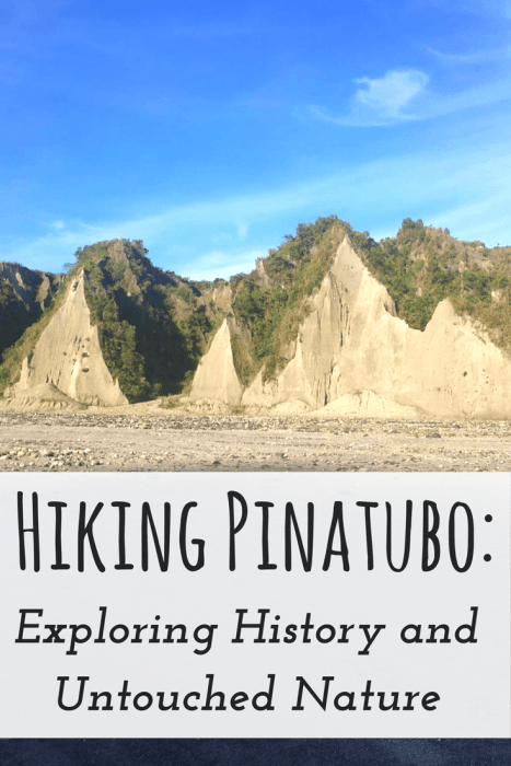 Pinatubo is a challenging yet rewarding hike in the Philippines. Read on to learn how to hike to the top of this volcano and see the beautiful caldera lake, almost untouched by humankind.
