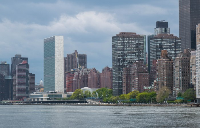 roosevelt island united nations