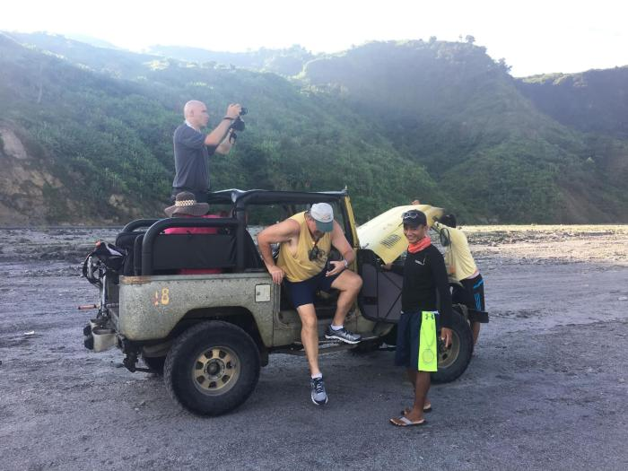 pinatubo journey