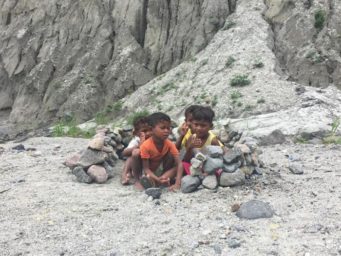 aeta children pinatubo