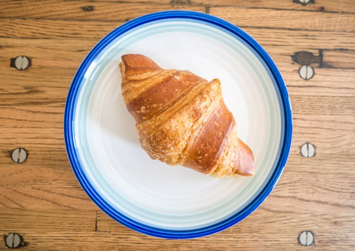 bastille day nyc croissant