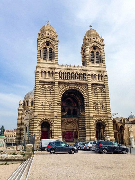 cathedrale de la major marseille france