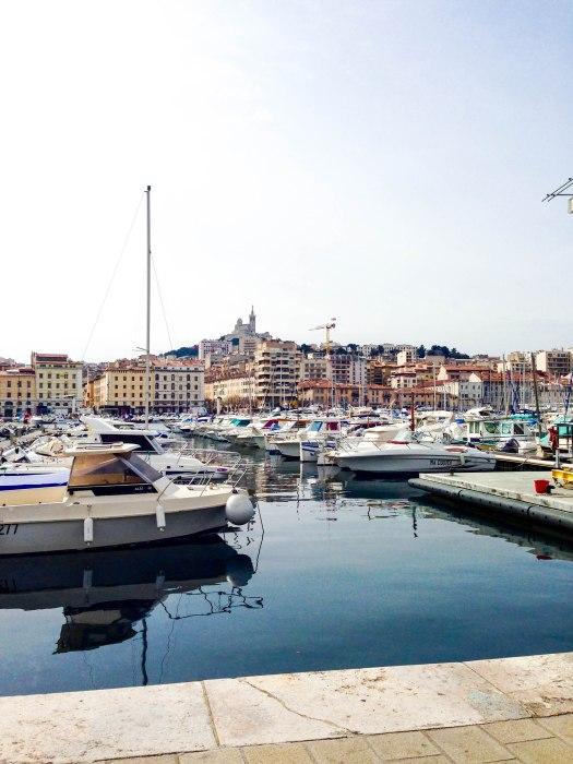 old port marseille france
