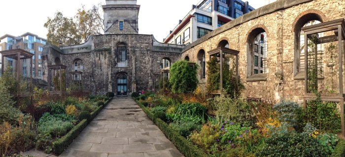 christ church greyfriars london