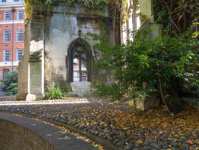 st dunstan in the east london
