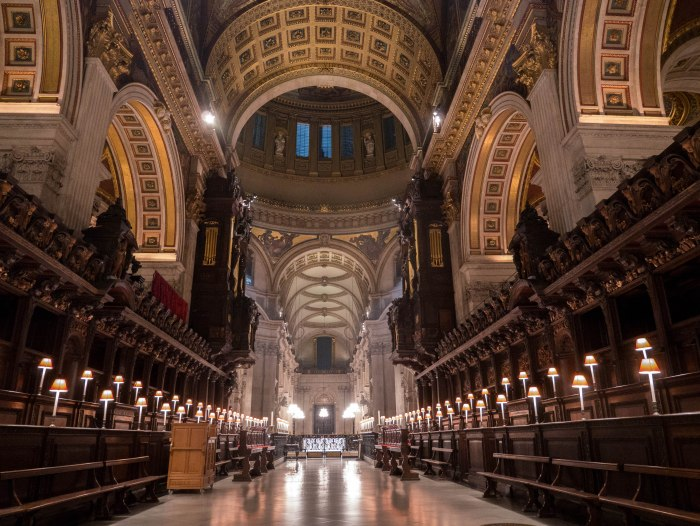 st. paul's cathedral reformation lates